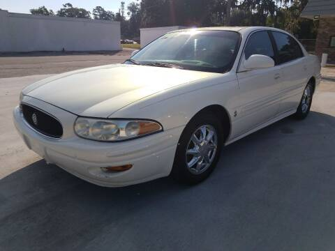 2005 Buick LeSabre for sale at NINO AUTO SALES INC in Jacksonville FL