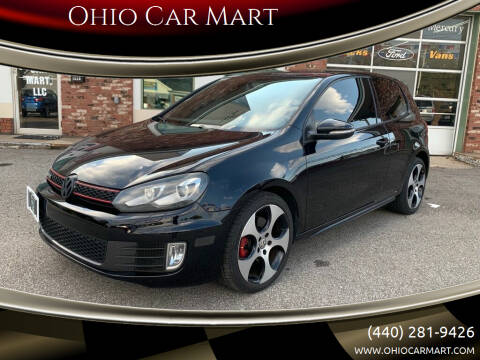 2011 Volkswagen GTI for sale at Ohio Car Mart in Elyria OH