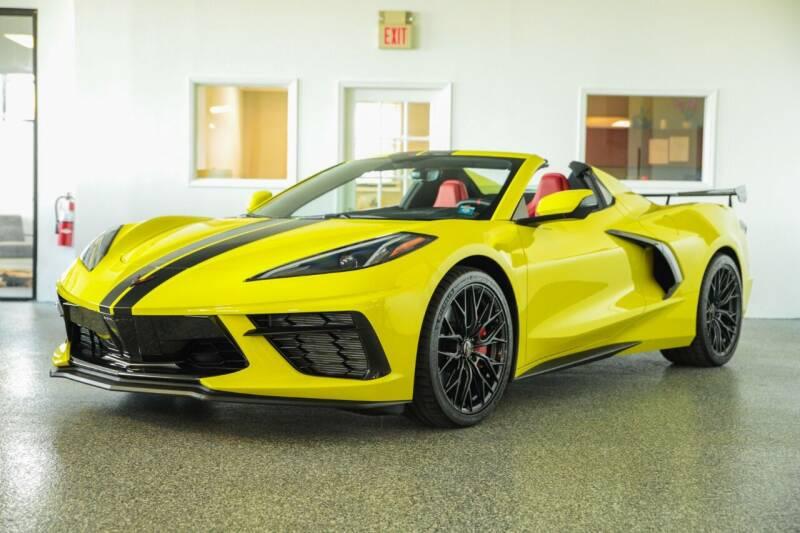 2020 Chevrolet Corvette for sale at Vantage Auto Wholesale in Moonachie NJ
