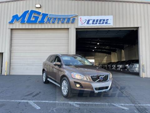 2010 Volvo XC60 for sale at MGI Motors in Sacramento CA