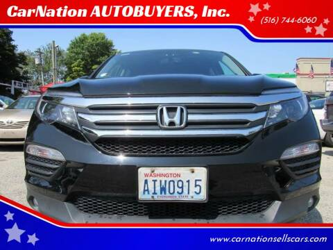 2016 Honda Pilot for sale at CarNation AUTOBUYERS, Inc. in Rockville Centre NY