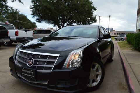 2009 Cadillac CTS for sale at E-Auto Groups in Dallas TX