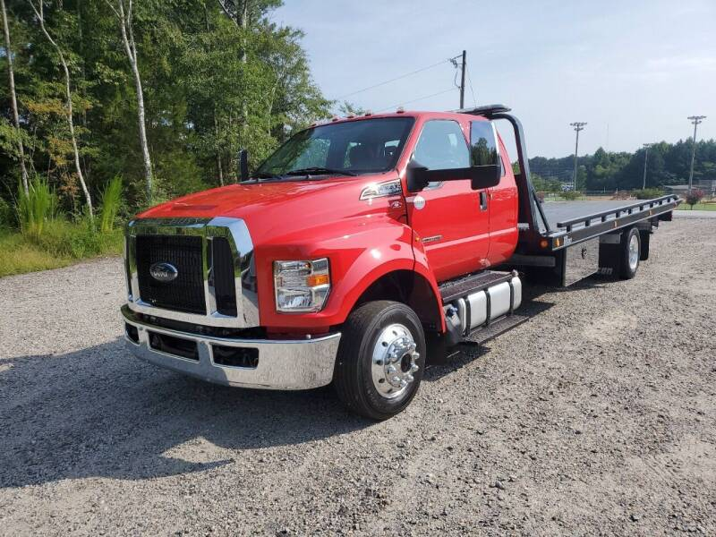 2019 Ford F-650 Super Duty for sale at Deep South Wrecker Sales in Fayetteville GA