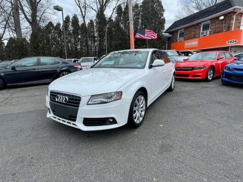 2009 Audi A4 for sale at Bloomingdale Auto Group - The Car House in Butler NJ