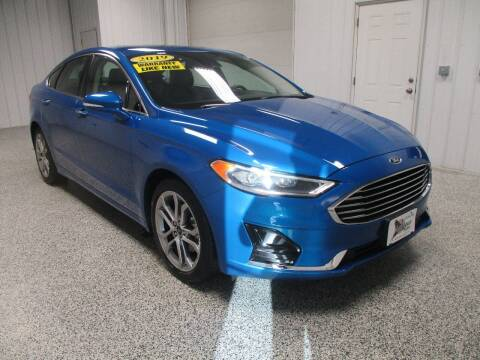 2019 Ford Fusion for sale at LaFleur Auto Sales in North Sioux City SD