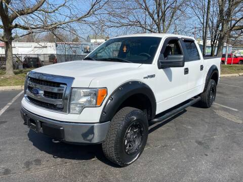 2013 Ford F-150 for sale at Car Plus Auto Sales in Glenolden PA