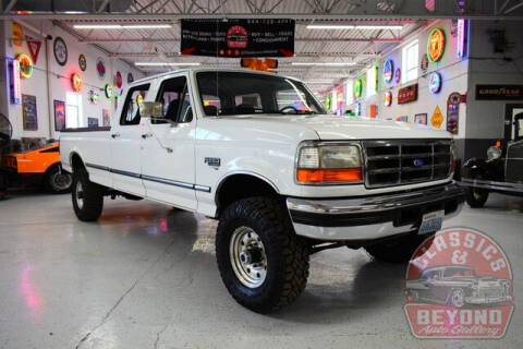 1997 Ford F-350 for sale at Classics and Beyond Auto Gallery in Wayne MI