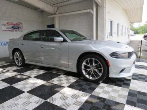 2021 Dodge Charger for sale at McLaughlin Ford in Sumter SC