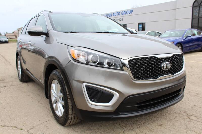 2016 Kia Sorento for sale at SHAFER AUTO GROUP in Columbus OH