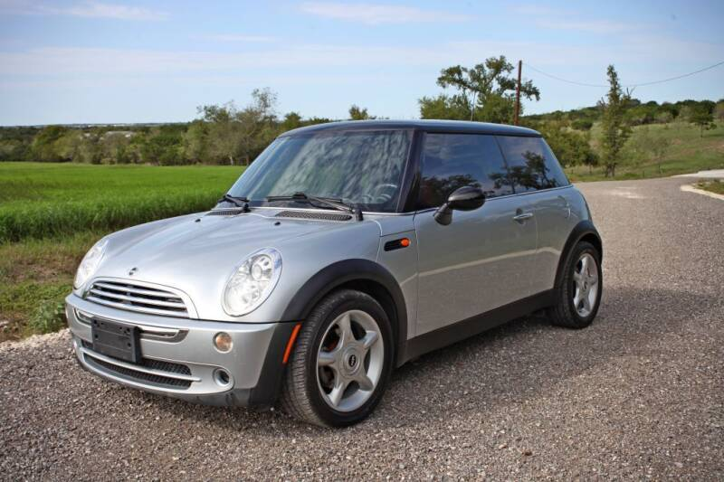 2006 MINI Cooper for sale at Village Motors Of Salado in Salado TX