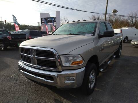 2010 Dodge Ram Pickup 2500 for sale at P J McCafferty Inc in Langhorne PA