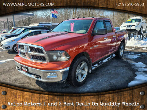 2009 Dodge Ram Pickup 1500 for sale at Valpo Motors 1 and 2  Best Deals On Quality Wheels in Valparaiso IN
