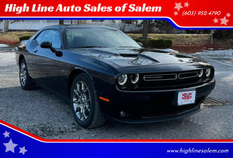 2017 Dodge Challenger for sale at High Line Auto Sales of Salem in Salem NH
