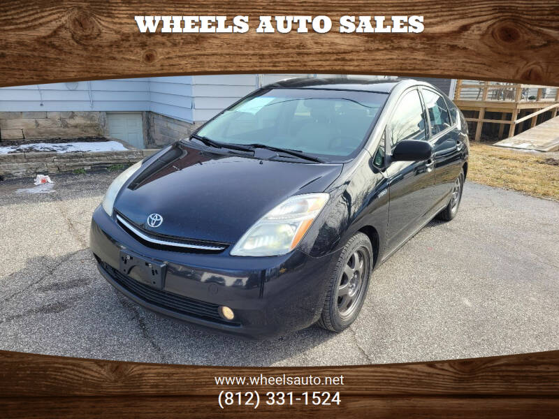 2009 Toyota Prius for sale at Wheels Auto Sales in Bloomington IN