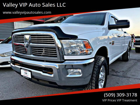 2012 RAM Ram Pickup 2500 for sale at Valley VIP Auto Sales LLC - Valley VIP Auto Sales - E Sprague in Spokane Valley WA