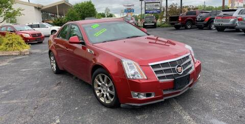 2009 Cadillac CTS for sale at Boardman Auto Mall in Boardman OH
