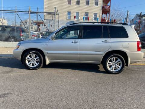 2007 Toyota Highlander Hybrid for sale at G1 Auto Sales in Paterson NJ