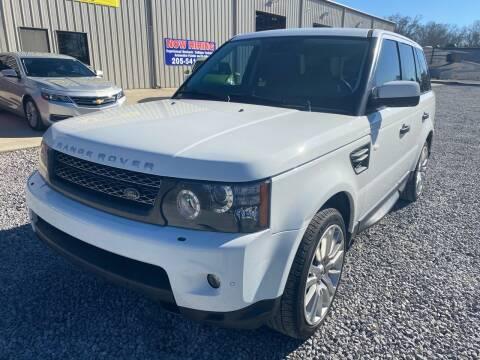 2011 Land Rover Range Rover Sport for sale at Alpha Automotive in Odenville AL