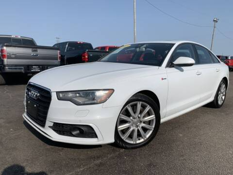 2013 Audi A6 for sale at Superior Auto Mall of Chenoa in Chenoa IL