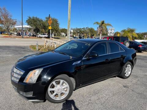 2008 Cadillac CTS for sale at Blum's Auto Mart in Port Orange FL