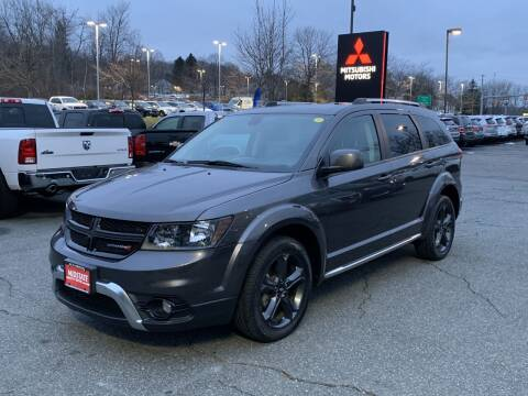2019 Dodge Journey for sale at Midstate Auto Group in Auburn MA