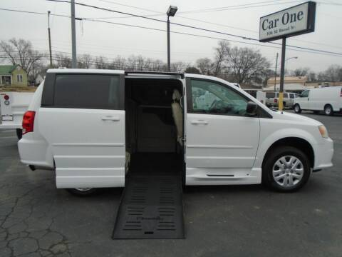 2014 Dodge Grand Caravan for sale at Car One in Murfreesboro TN