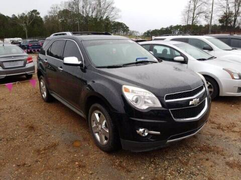 2014 Chevrolet Equinox for sale at Hickory Used Car Superstore in Hickory NC