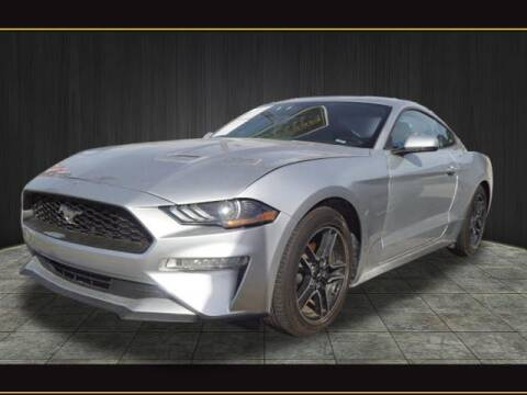 2019 Ford Mustang for sale at Credit Connection Sales in Fort Worth TX
