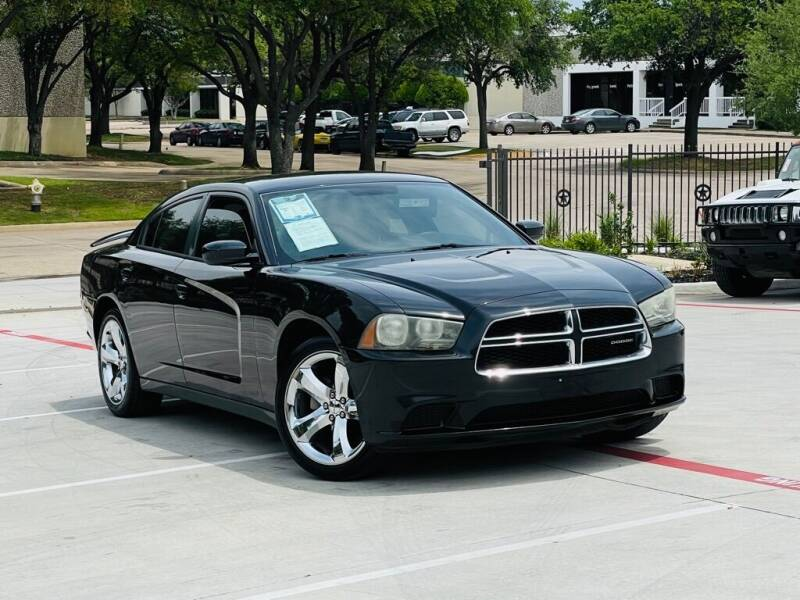 2011 Dodge Charger for sale at Texas Drive Auto in Dallas TX