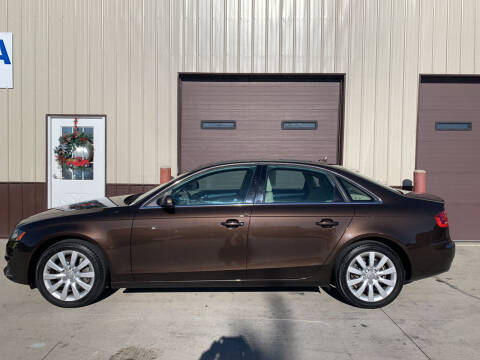2011 Audi A4 for sale at Dakota Auto Inc. in Dakota City NE