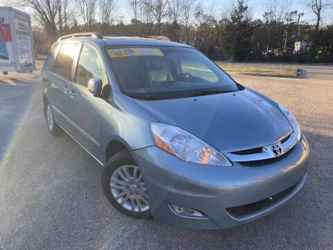 2008 Toyota Sienna for sale at The Auto Depot in Raleigh NC