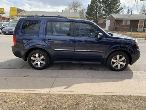 2013 Honda Pilot for sale at Auto Brokers in Sheridan CO