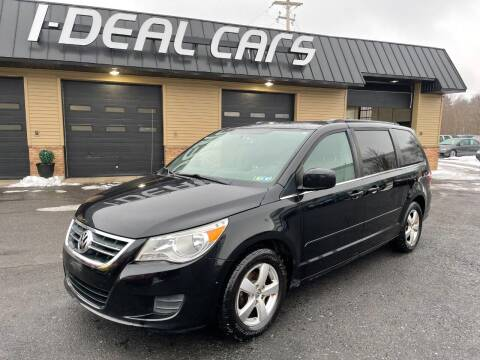 2011 Volkswagen Routan for sale at I-Deal Cars in Harrisburg PA