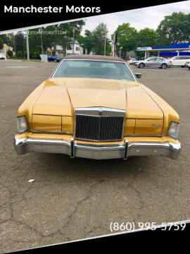 1973 Lincoln Continental for sale at Manchester Motors in Manchester CT