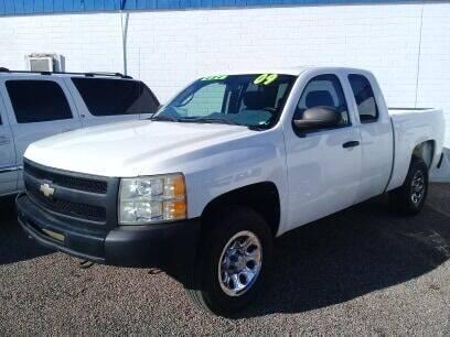 2009 Chevrolet Silverado 1500 for sale at 1ST AUTO & MARINE in Apache Junction AZ