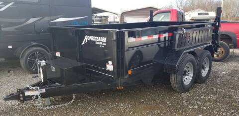 2019 Homesteader 712HX