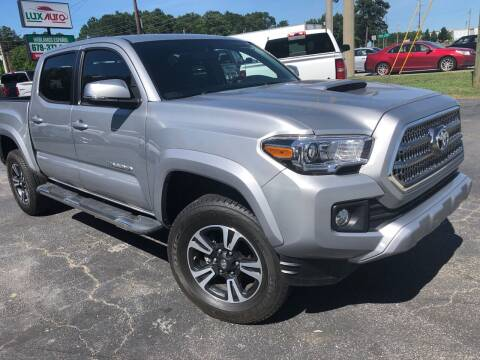 2016 Toyota Tacoma for sale at Lux Auto in Lawrenceville GA