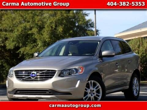 2015 Volvo XC60 for sale at Carma Auto Group in Duluth GA
