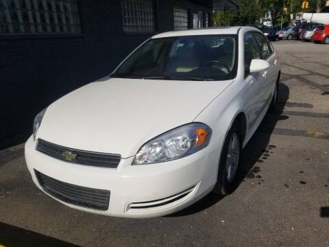 2009 Chevrolet Impala for sale at D & D All American Auto Sales in Mt Clemens MI
