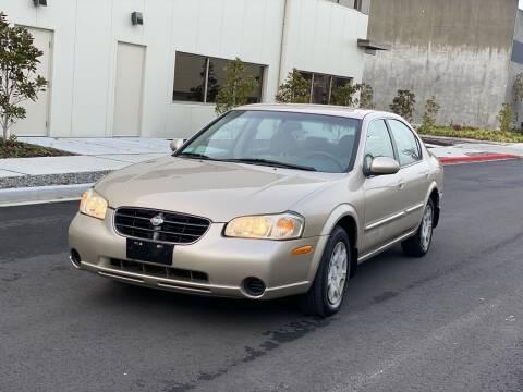 2000 Nissan Maxima for sale at Washington Auto Sales in Tacoma WA