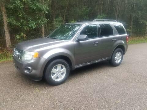 2012 Ford Escape for sale at J & J Auto Brokers in Slidell LA