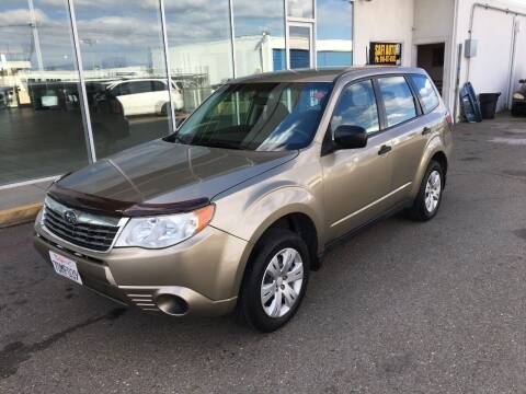 2009 Subaru Forester for sale at Safi Auto in Sacramento CA