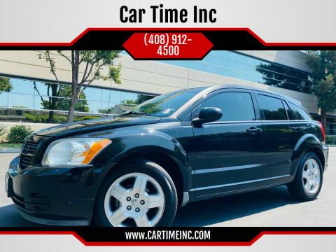 2009 Dodge Caliber for sale at Car Time Inc in San Jose CA