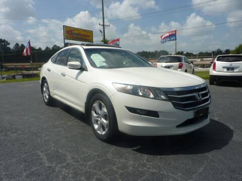 2011 Honda Accord Crosstour for sale at Roswell Auto Imports in Austell GA