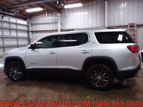 2017 GMC Acadia for sale at East Coast Auto Source Inc. in Bedford VA