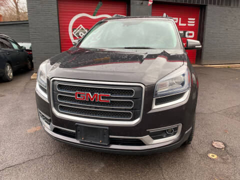 2015 GMC Acadia for sale at Apple Auto Sales Inc in Camillus NY
