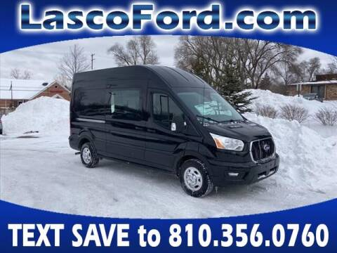 2021 Ford Transit Cargo for sale at LASCO FORD in Fenton MI