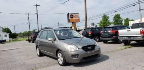 2009 Kia Rondo for sale at Cars 4 Grab in Winchester VA