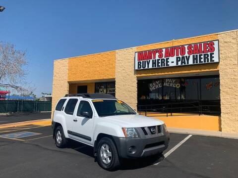 2005 Nissan Xterra for sale at Marys Auto Sales in Phoenix AZ