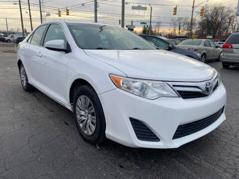 2014 Toyota Camry for sale at A Class Auto Sales in Indianapolis IN